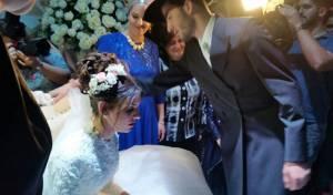 """הזוג, הערב - תיעוד ראשון: החתונה שמסעירה את """"יקירי"""""""