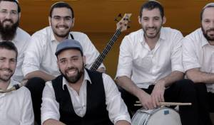 להקת החתונות 'לב טהור' בסינגל מקורי: 'ברית עולם'