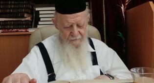 הגאון רבי אלימלך מלר נפטר מנגיף הקורונה