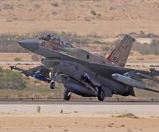 טעות: הטייס שיגר טיל - שנחת בשטח סוריה
