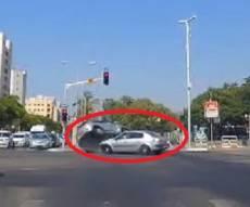 תיעוד התאונה