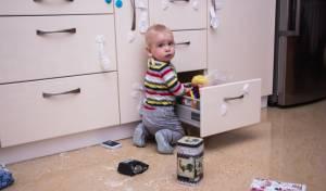 5 דרכים לשמירה על מטבח בטוח לילדים