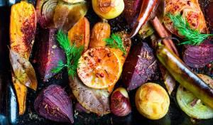 המרכיב הסודי שהופך ירקות בתנור לטעימים יותר