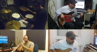 אריק שחר וחברים: 'כל העולם כולו' גרסת הג'אז