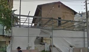 בית הכנסת, לפני תחילת הבניה