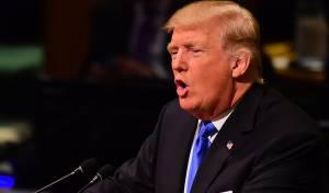 הנשיא טראמפ - טראמפ הציג את עמדתו; באיראן מגיבים