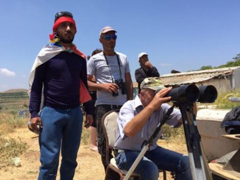 """גבול סוריה - אכזבה: האיראנים יורחקו ל-7 ק""""מ מהגבול"""