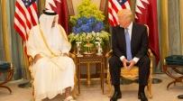 """""""הוא אשם"""", טראמפ נפגש עם אמיר קטאר - כווית מסרה לקטאר את רשימת הדרישות"""