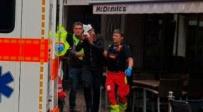 אחד הפצועים - תוקף השתולל עם מסור חשמלי; 5 פצועים