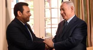 """נתניהו ונשיא גואטמלה מוראלס - אחרי ארה""""ב: גואטמלה תעביר השגרירות"""