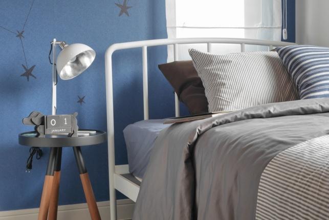 לחוצה? המדע ממליץ לקשט את חדר השינה עם צבע כחול