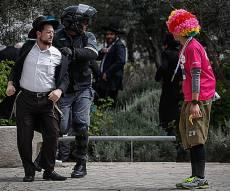 """ההפגנה ביום שישי - 'הפלג הירושלמי': """"לא מתייחסים להשעיה"""""""