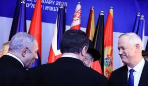 מחר: גנץ יבקש ארכה נוספת מהנשיא ריבלין