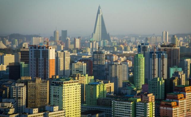 פיונגיאנג, בירת צפון קוריאה