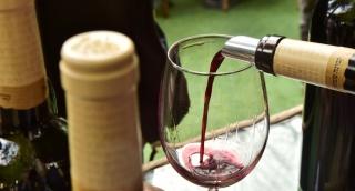 """מתוך ארוע השקת יין """"הורקנוס"""" ביקב אור הגנוז. - מדריך שתיית יין לליל סדר מיושב בדעתו עד הסוף"""