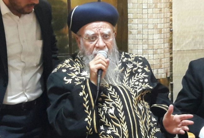 """כנס ה'שלושים' לפטירת זקן רבני מרוקו זצ""""ל"""