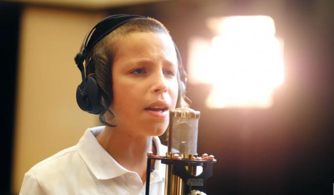 ילד הפלא הערשי וייס בסינגל קליפ: וארשתיך