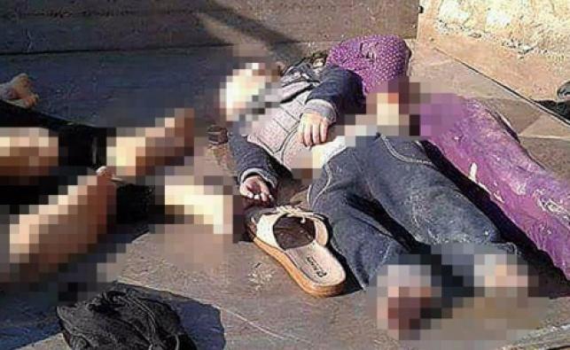 הילדים שנפגעו בסוריה