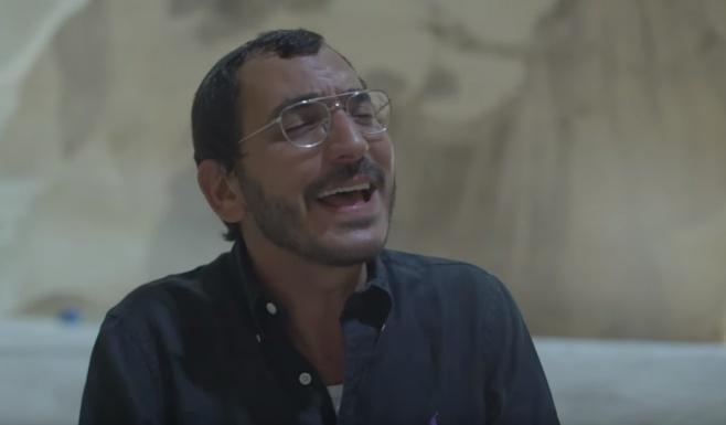 """יובל טייב בביצוע לייב ווקאלי לשיר """"שמשון"""""""