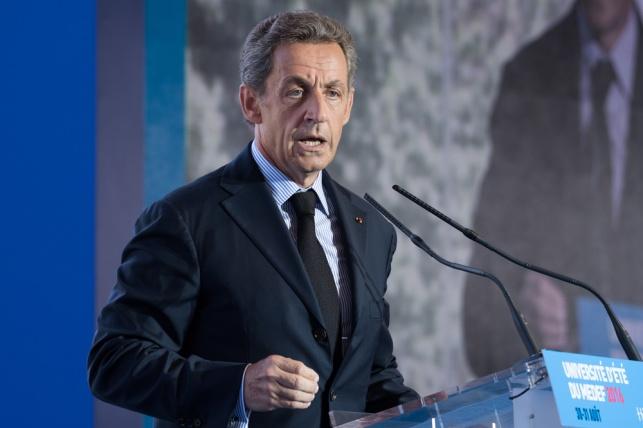נשיא צרפת לשעבר סרקוזי יועמד לדין