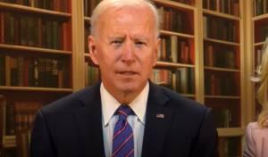 'חג שמח'; הנשיא ביידן בירך את העם היהודי