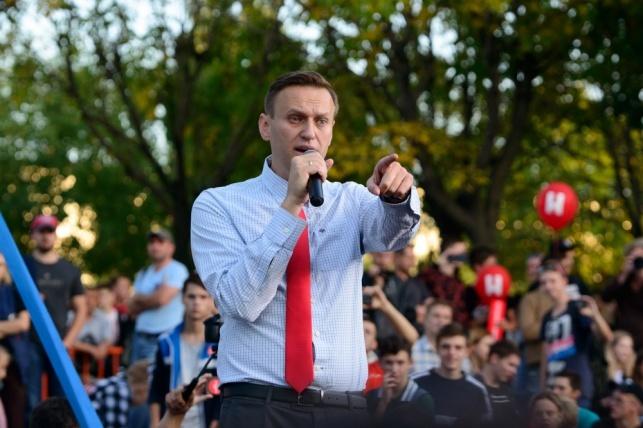 מנהיג האופוזיציה ברוסיה: 'אני במחנה ריכוז'