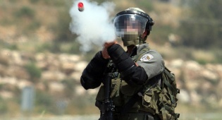 """לוחם מג""""ב יורה לעבר מפגינים פלסטינים - לוחם מג""""ב נעצר בחשד להרג ערבי"""