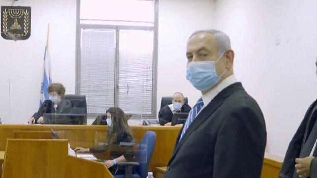 נתניהו, בפתח משפטו