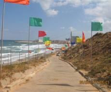 החוף הנפרד בהרצליה - תביעה נגד עיריית הרצליה על החוף הנפרד