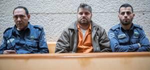 יוסף חיים בן דוד בבית המשפט - הוריו של אבו חדיר תובעים מיליונים מרוצחיו