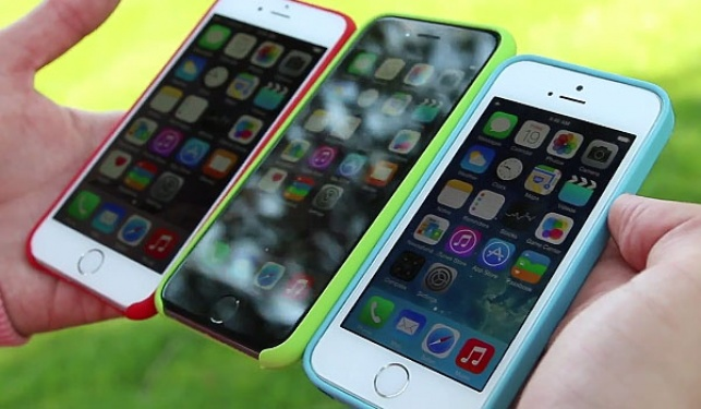 אייפון 6 שרד מבחני ריסוק? • תיעוד
