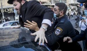מעצר בירושלים, השבוע