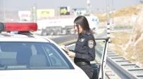 צפו: 77 דוחות במבצע משטרתי בכביש 446