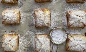 כמו בקונדיטוריה: גביניות חלומיות עם בצק מיוחד