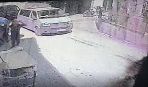 תיעוד דרמטי: מעצר מסתערבים באיזור ג'נין