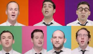 להקת המכביטס בקליפ חנוכה המסורתי: Candlelight 2020