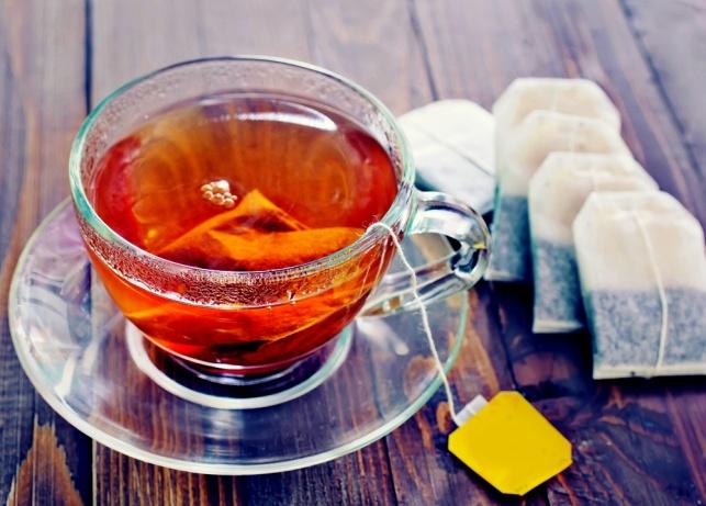 תה. חומר ניקוי יעיל במיוחד, מסתבר