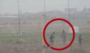 סערה: חיילים תועדו חוגגים ירי בפלסטיני