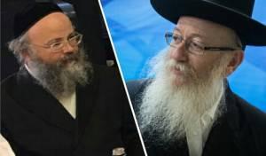 השר יעקב ליצמן ויוחנן וייצמן - ויצמן לשר ליצמן: 'תעצור את חילולי השבת'