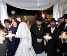 גלריה: שמחת החתונה לבנו של לוי אדרעי