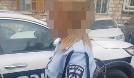 """נצרת: המשטרה עכבה לחקירה  """"שוטרת"""""""