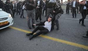 ההפגנה בבני ברק, היום
