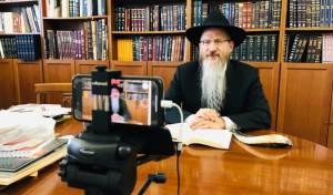 הקורונה ברוסיה: קריאה ליהודים - להתחסן
