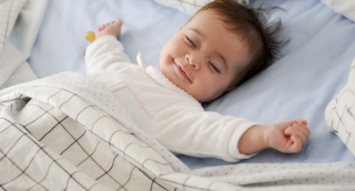 טיטולים. - אם התינוק שלכם ישן טוב בלילה, אתם יכולים גם