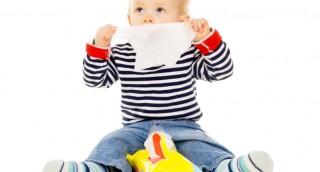 איך להכין מגבונים לתינוקות בבית (ולחסוך הרבה כסף)
