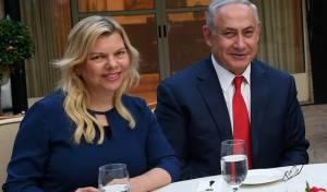 בני הזוג נתניהו - בשני: ראש הממשלה  נתניהו ורעייתו ייחקרו