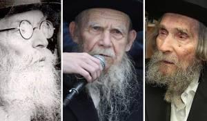 """מרנן הגראי""""ל שטיינמן, הגר""""ג אדלשטיין והחזון איש - היחס לנוער מתמודד: הוראת גדולי ישראל - """"לאהוב ולקרב"""""""