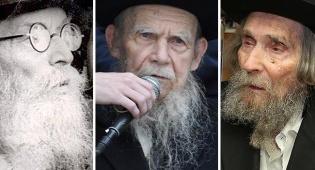"""מרנן הגראי""""ל שטיינמן, הגר""""ג אדלשטיין והחזון איש"""