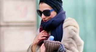 אשת האופנה קתרין באבא בשביס - לא תאמינו מה האקססוריז הכי אופנתי לחורף