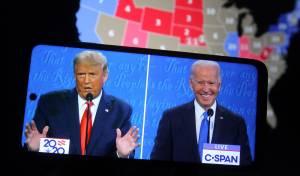 טראמפ מול ביידן